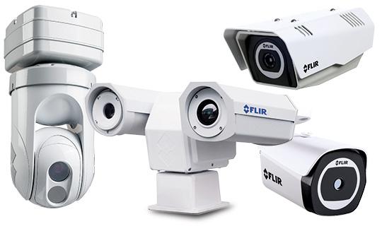 FLIR-CCTV-Thermal-Camera